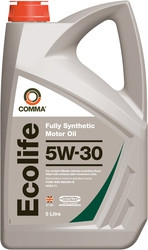Масло Comma Ecolife 5W-30 5л