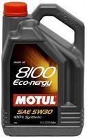 Sintetinė variklinė alyva MOTUL 8100 ECO-NERGY 5W30 5 л