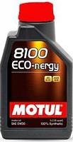 Sintetinė variklinė alyva MOTUL 8100 Eco-Nergy 0W30, 1l